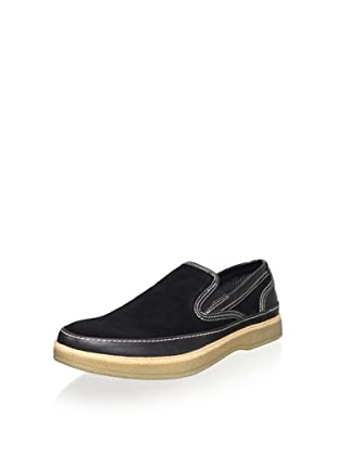 Stacy Adams Men's Daystar Loafer (Black)