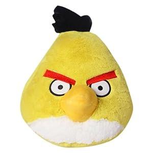 Angry Birds - Yellow Bird Plush Toy