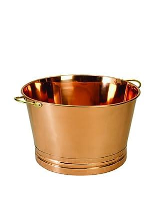 Old Dutch International 7.75-Gal. Décor Copper Party Tub