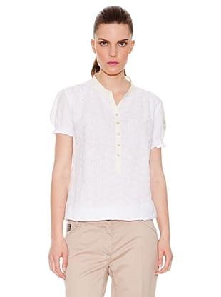 La Martina Camisa Calados (Blanco)