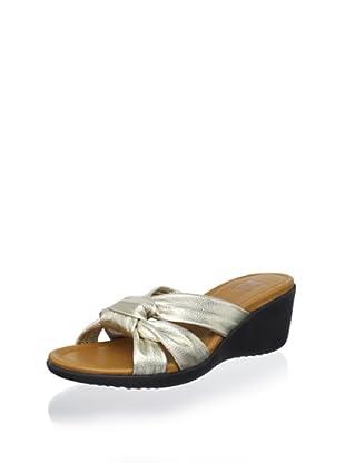 Cougar Women's Meg Slide Sandal (Platinum)