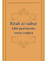 Kitab Al-Zabur Libri Psalmorum Versio Arabica