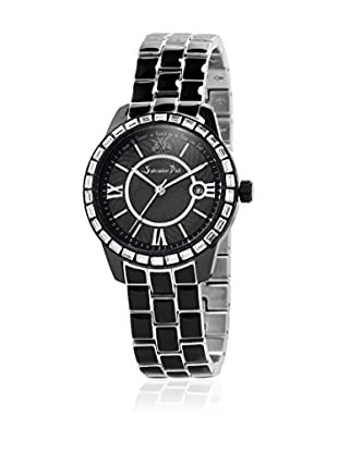 Grafenberg Reloj de cuarzo Woman SDZ01-622A Negro 38 mm