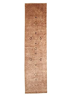 Solo Rugs Ziegler One-of-a-Kind Rug, Rust, 3' x 12' 6