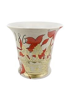 HomArt Royal Ledger Porcelain Cachepot (Multi)
