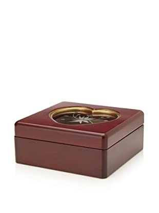 Dove Jewelry Box (MAHOGANY)