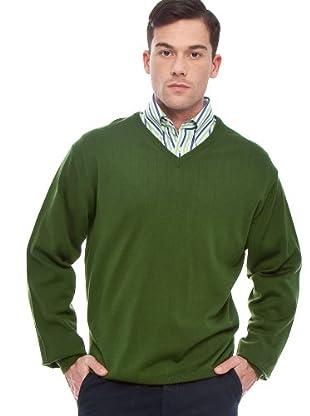 Hackett Jersey Clásico (Verde)