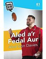 Aled a'r Fedal Aur (Welsh Edition)