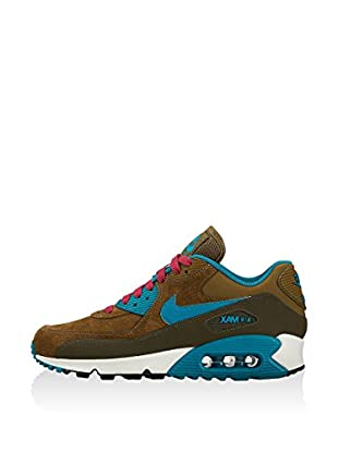 Nike Zapatillas Wmns Air Max 90 Lthr