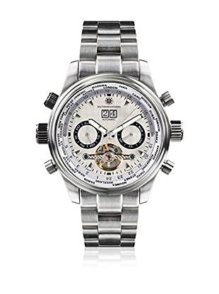 Mathis Montabon Reloj automático Man Plateado 45 mm