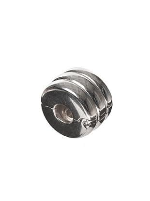 Bacio Separador de Plata de Ley 925 Separador Clip En Plata