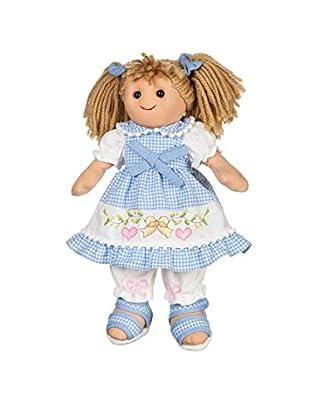My Doll Muñeca Mini DV002 Azul Celeste