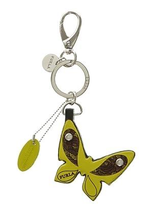 Furla Portachiavi Arcadia Farfalla (Lime)