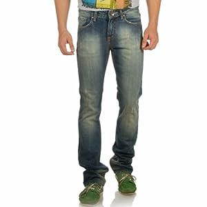 Provogue Matrix Men's Blue Jeans