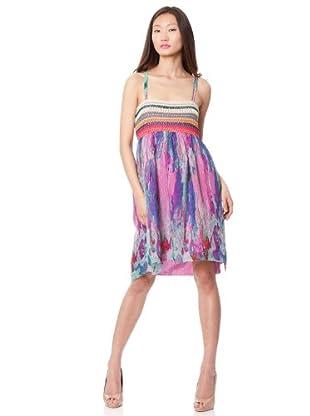 Custo Vestido Trensy (Multicolor)
