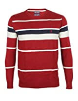 Pepe Jeans Men Red T-Shirt