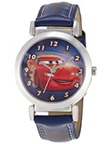 Disney Analog Multi-Color Dial Children's Watch - 3K1119U-CR (BLUE)
