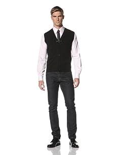 Hermès Men's Vest (Black)