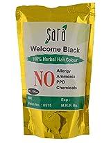 Sara Welcome Black, 100 gm