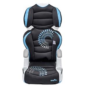 Evenflo 31911431 Big Kid AMP Booster Car Seat