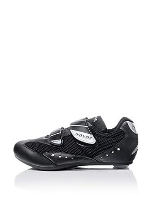 Nalini Zapatillas para Ciclismo Blacksoul (Negro)