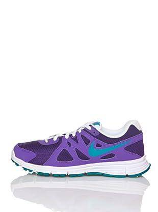 Nike Zapatillas Running Nike Revolution 2 Lgg (Morado)