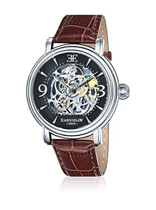Thomas Earnshaw Uhr Longcase ES-8011-02 braun 48 mm