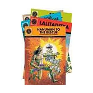 The Complete Mythology Collection (Set of 73 Titles) (Amar Chitra Katha)
