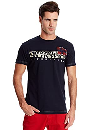Geographical Norway T-Shirt Jortune