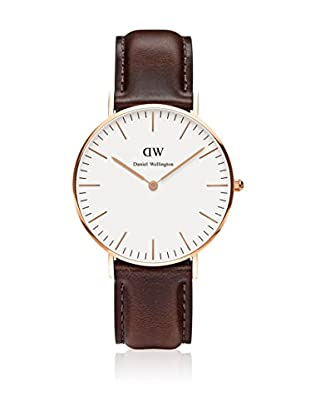 Daniel Wellington Reloj con movimiento Miyota Unisex DW00100039 36 mm