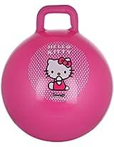 Mesuca Hello Kitty Jump Ball, Pink (45cm)