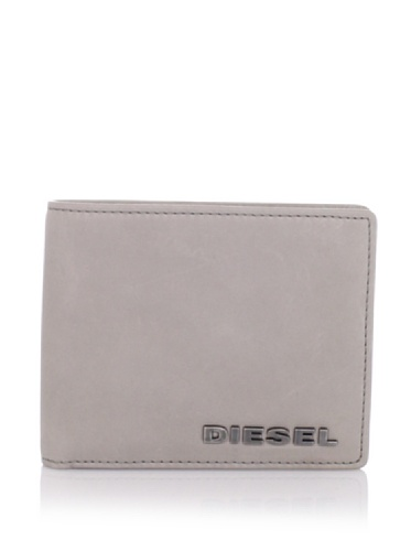 Diesel Men's Jem Hiresh Wallet (Gray)