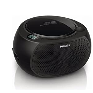 Philips AZ380/55 Portable Music Player