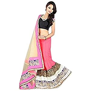 Bollywood Designer Lehenga Gorgeous Bridal Look Party Wedding Wear Lehenga