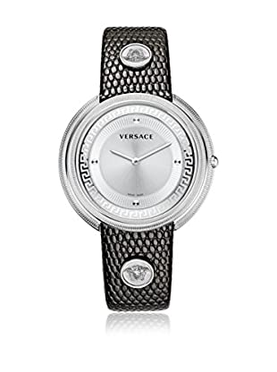 Versace Uhr mit schweizer Quarzuhrwerk Thea VA7010013 schwarz 39 mm