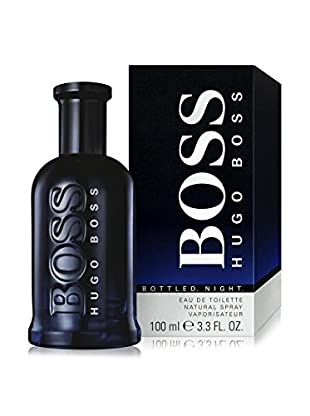 Hugo Boss Eau de Toilette Hombre Bottled Night 100 ml