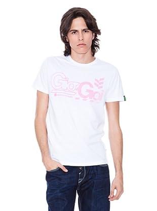 Gio Goi Camiseta Tony (blanco)