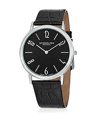 Stührling Original Uhr mit Schweizer Quarzuhrwerk Ascot II 140.33151 schwarz 38  mm