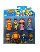 8 In 1 Set Figure Pack
