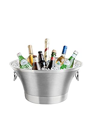 Final Touch Double-Wall Stainless Steel Beverage Bin