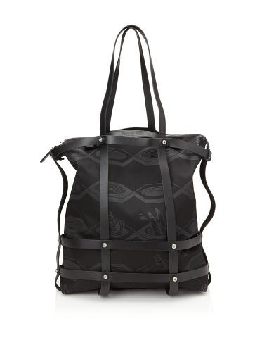 GEAR3 BY SAEN Men's Shoulder/Tote Bag (Black)