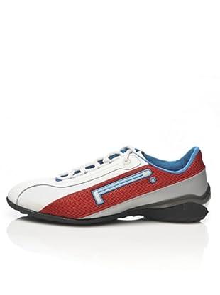 Pirelli Sneakers Uomo (Bianco/Rosso)