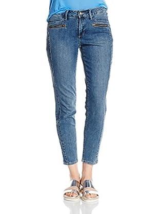 NYDJ Skinny Jeans  blue denim DE 34