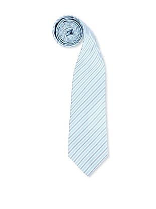 Olimpo Corbata Rayas (Azul celeste)