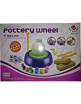 Toyzstation Pottery Wheel Set (Purple)