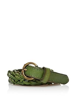 Sándalo Cinturón Nudos (Verde)