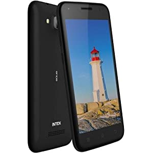 Intex Aqua Curve Mini (Black)