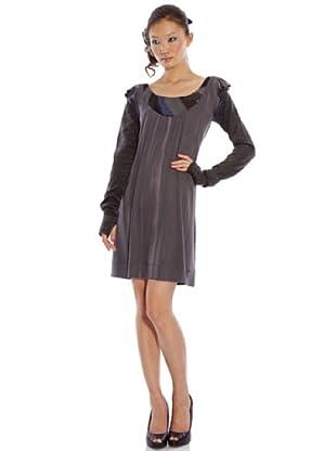 Custo Vestido (gris)