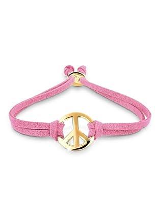 Elli Armband Peace pink