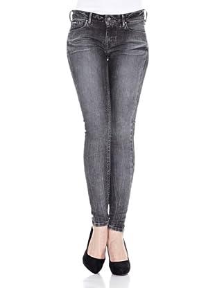 Pepe Jeans London Pantalón Vaquero Noisette (Gris Azulado)
